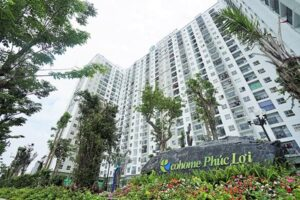 Ecohome Phuc, twohigh-rise residential towers in Vietnam, has received a preliminary EDGE certificate from SGS Vietnam.