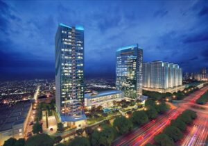 Citra Towers Kemayoran in Jakarta, Indonesia has achieved an EDGE preliminary certificate.