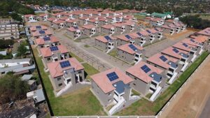 Goedeburg, an EDGE-certified residential project in South Africa has received a preliminary EDGE certificate from GBCSA.