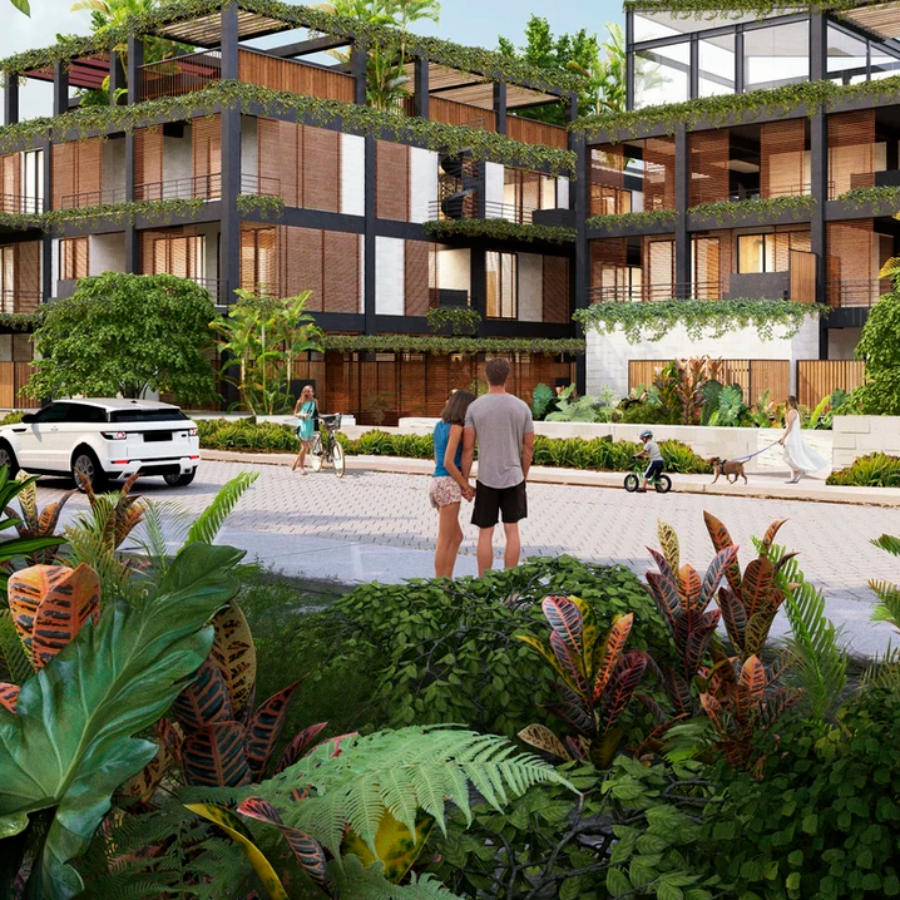 Developers are responding to the demand for green homes in Mexico where cities are growing rapidly and climate change is an ever increasing threat.